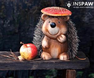 Storybook hedgehog